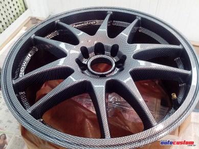 hidro-pintura-fibra-carbono-roda