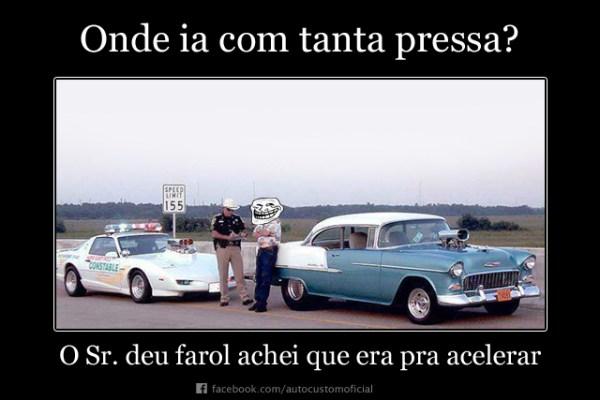 enquadro-policia-carro-rapido-racha-meme
