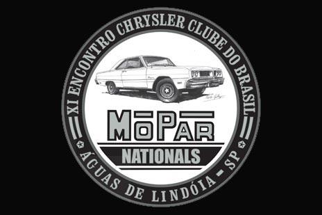 Mopar Nationals - Encontro Chrysler Clube do Brasil