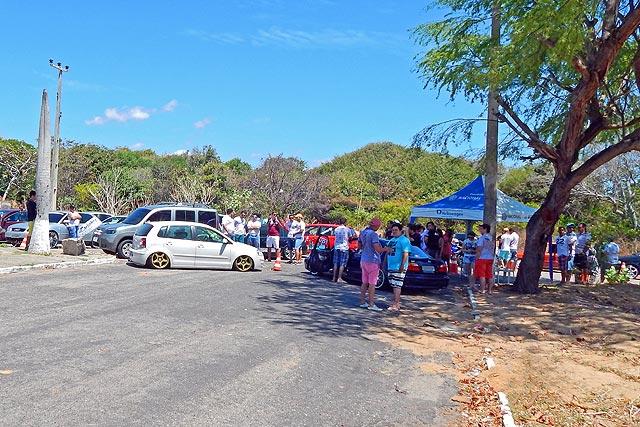 2º Baixo CE - Encontro de carros rebaixados em Fortaleza