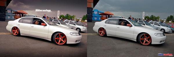lexus-gs-300-branco-rodas-laranjas-8-encontro-derrubados-itu-16-02-2014