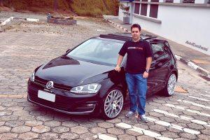 Gol TSI 1.4 2014 Turbo Automático com aro 19 e som - Julio C Nova
