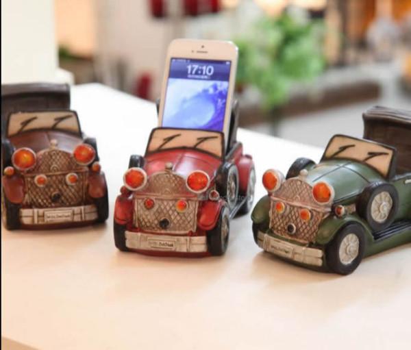 Porta Celular Carro Antigo - Móveis baseados em automóveis