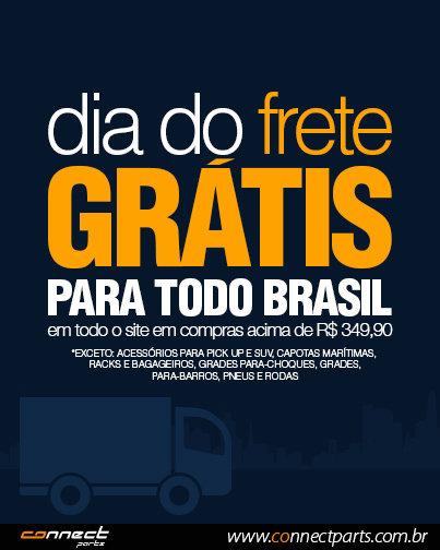Dia do Frete Grátis Brasil - Connect Parts
