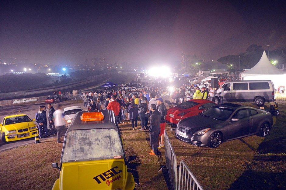 Arrancada e Drift em Interlagos - 9 de maio de 2015