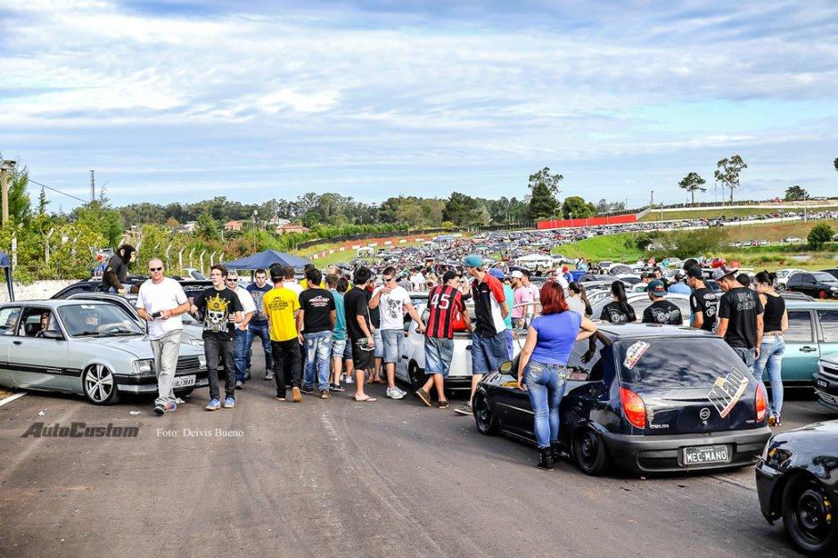 Fotos Expobaixos - Encontro carros Tarumã - Maio 2015