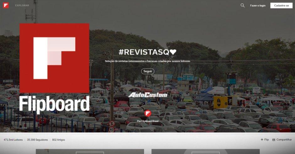 Flipboard Brasil - AutoCustom