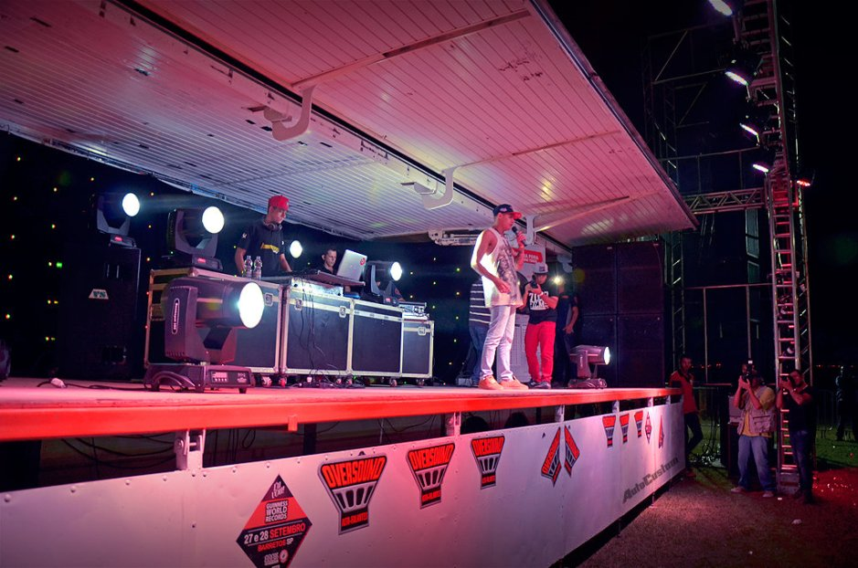 Tuning Show Brasil - Festa 2 anos e Show Hungria Hip Hop