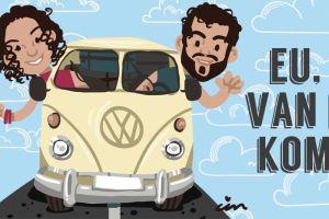 História do Leitor: Eu, a Van e a Kombi