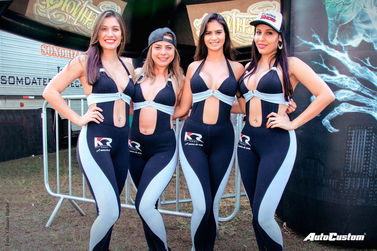 Fotos Garotas no Tuning Show Brasil em SJC (SP) 7 agosto 2016