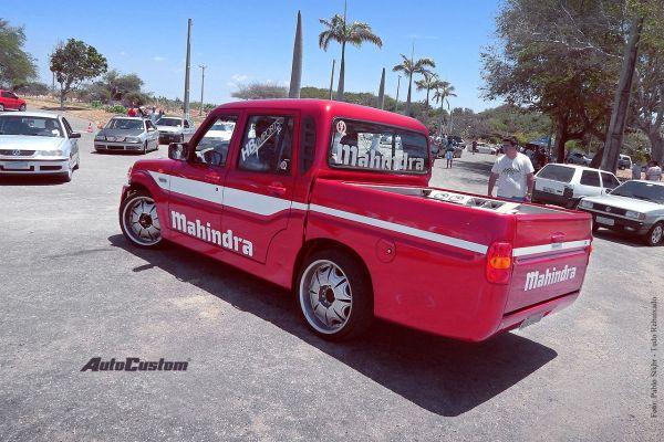 Mahindra Scorpio Pick Up