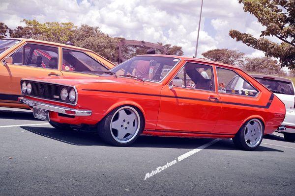 Volkswagen Passat TS