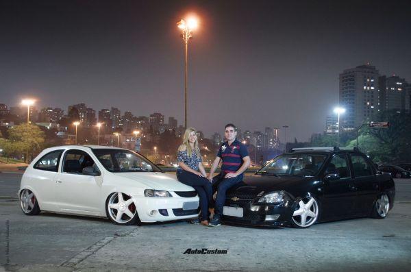 Adriana e Taddeo: Casal GM Rebaixados