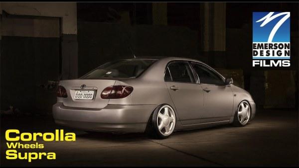 Corolla Wheels Supra
