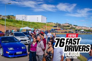 76 Fast Drivers agita Festival de Inverno de Itajubá 2017!