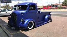 Caminhão Ford 1938 todo customizado