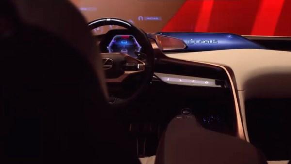 Lexus LF-1 Limitless Concept: O futuro está chegando