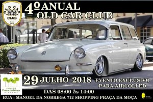 4º Anual Old Car Club