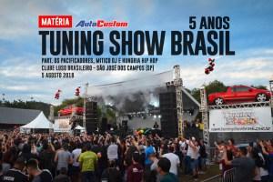 Fotos do Tuning Show Brasil 5 Anos! Pacificadores, Mitico DJ e Hungria