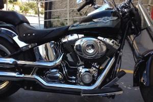 Old Black Eagle Lavagem a Seco de Moto Full Detail