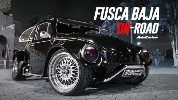 Fusca Baja On-Road