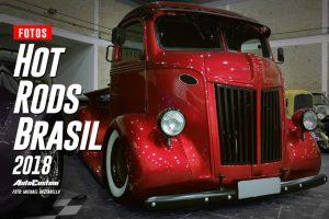 Fotos Hot Rods Brasil 2018