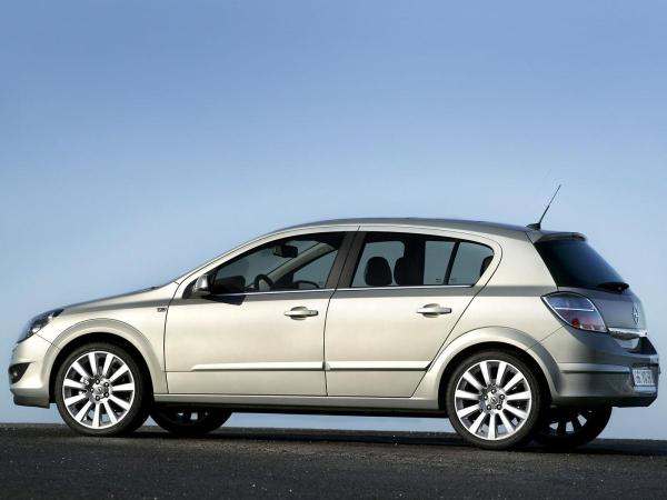 Opel Astra H 1.3 CDTI (90 Hp)