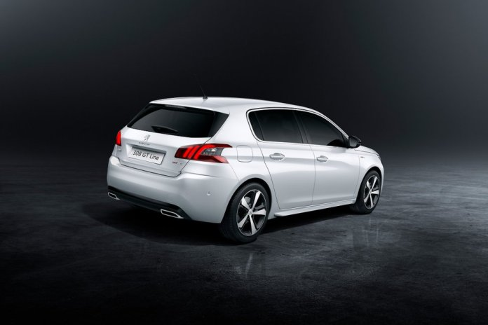 Peugeot 308 Technical Specifications And Fuel Economy