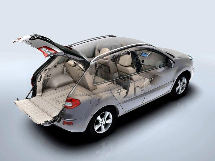 Renault Koleos 2 0 Dci Fap 150 Hp 4x2