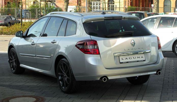 Renault Laguna Iii Grandtour Phase Ii Gt 2 0 Dci 173 Hp Start Amp Stop