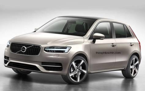 Volvo apostará por modelos mas pequeños con la Serie 20