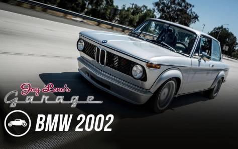 Jay Leno nos enseña un BMW 2002 con motor de M3 E30 [vídeo]