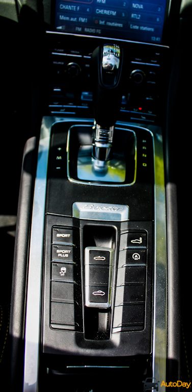 Essai Porsche Boxster S