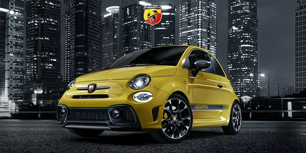 Nouvelle Abarth 595