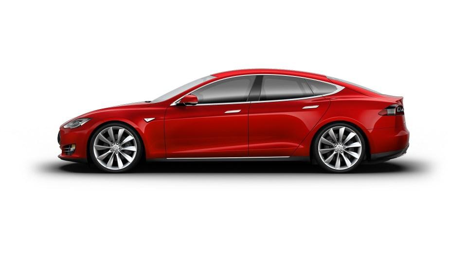Boutique Tesla Parly 2