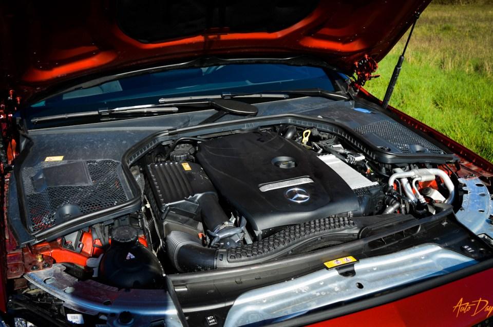 Mercedes Classe C300 Coupé-19