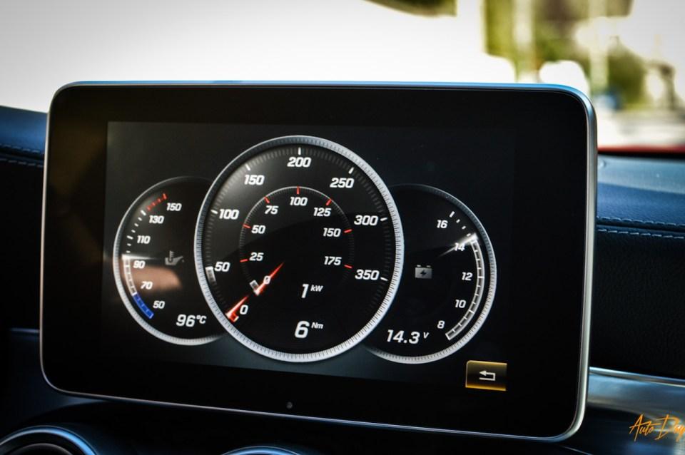 Mercedes Classe C300 Coupé-30
