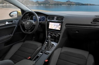 VW Golf 7 2017