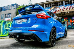 Ford Focus RS-21
