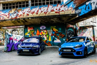 Ford Focus RS-50