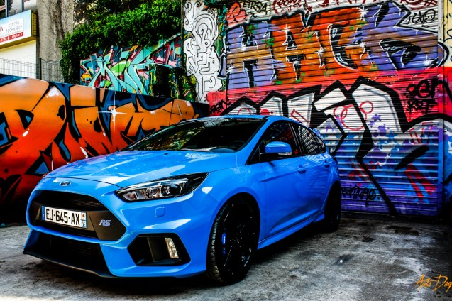 Ford Focus RS-9