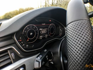 Audi A5 SB-16