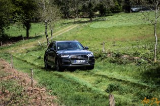 Roadtrip Audi Q5