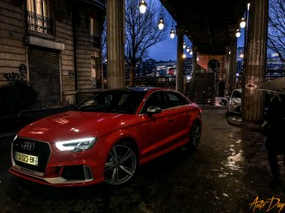 Audi RS3 Berline LR-21