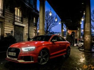 Audi RS3 Berline LR-5