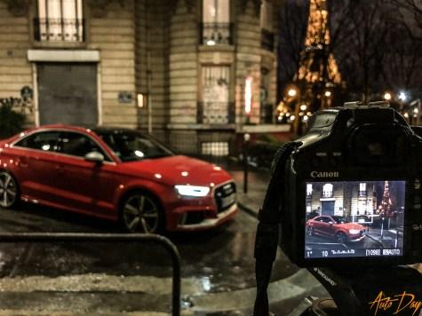 Audi RS3 Berline LR-8