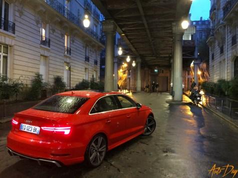 Audi RS3 Berline LR