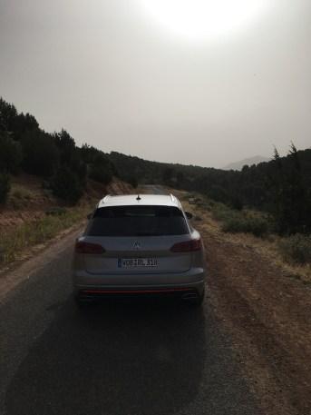 VW Touareg MY18