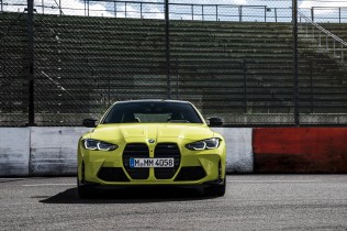 BMW M3 & M4 Competition