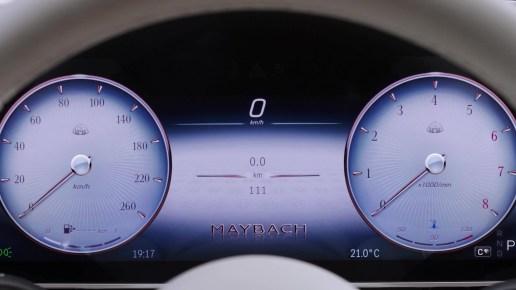 Mercedes-Maybach Classe S (Z 223) 2020